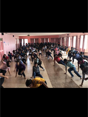 Dance Workshop, PCCOE
