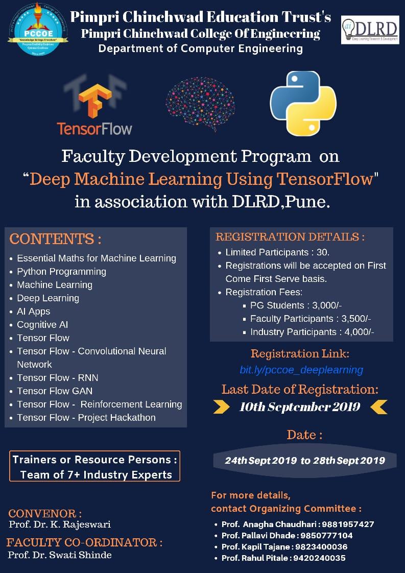Pimpri Chinchwad College of Engineering (PCCOE) | Pimpri