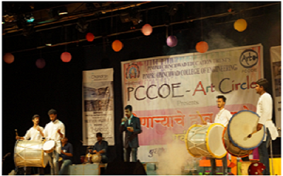Pimpri chinchwad college of Engg best college in Pune