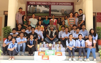 PCCOE, Pune Engg College In Pune With good placement in reputed companies
